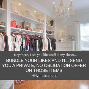 Handbags - Bundle your likes for a private offer!!